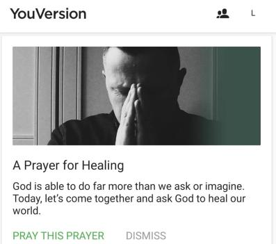 You Prayer