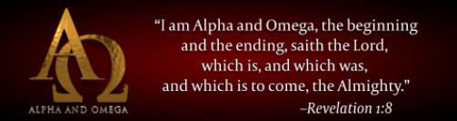 Jesus Alpha Omega